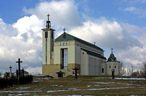 Domeikavos Lietuvos kankinių bažnyčios salė