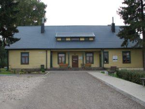 Ringaudų (Tabariškių bendruomenės namų) šarvojimo salė