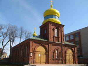 Kauno Šv. Nikolajaus Stebukladario cerkvė